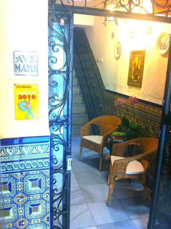 Hostal Giraldilla, Sevilla, Spain, safest hostels in secure locations in Sevilla