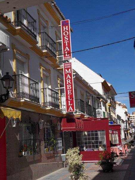 Hostal Marbella, Fuengirola, Spain, Spain hostels and hotels