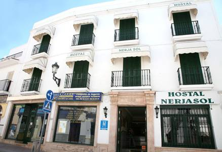 Hostal Nerjasol, Nerja, Spain, Spain hostels and hotels