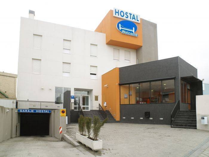 Hostal Welcome, Madrid, Spain, Spain bed and breakfasts and hotels