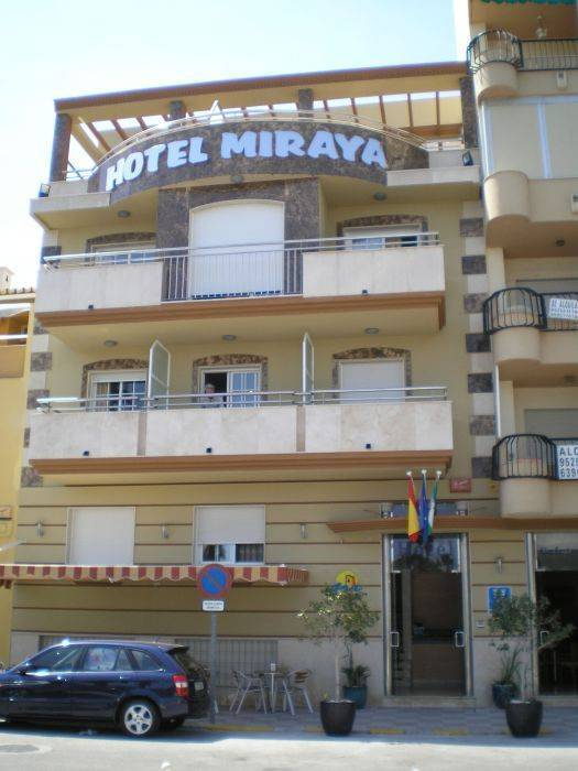 Hotel Miraya, Torre del Mar, Spain, Spain bed and breakfasts and hotels