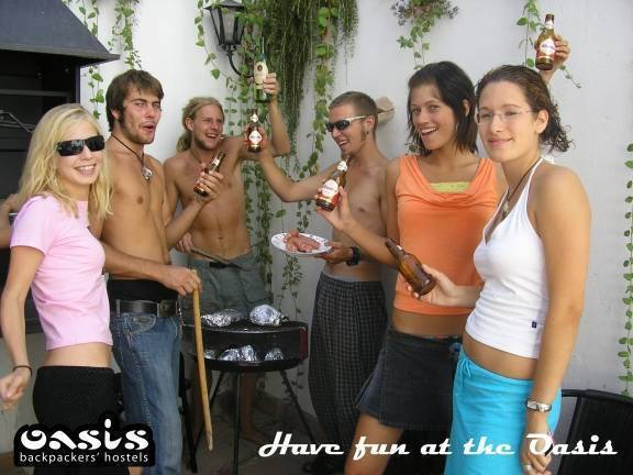 Oasis Backpackers' Hostel, Granada, Spain, Spain hostels and hotels
