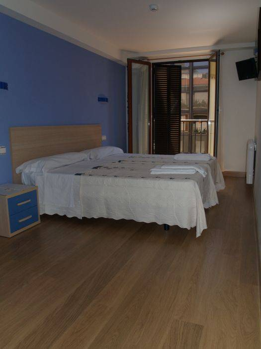 Pension Joakina, San Sebastian, Spain, what is an eco-friendly hostel in San Sebastian