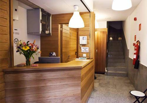Pension San Fermin, San Sebastian, Spain, Spain hostels and hotels