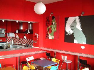 Red Nest Hostel, Valencia, Spain, Spain hostels and hotels