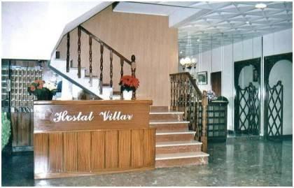 Villar Hostal, Madrid, Spain, Spain hostels and hotels