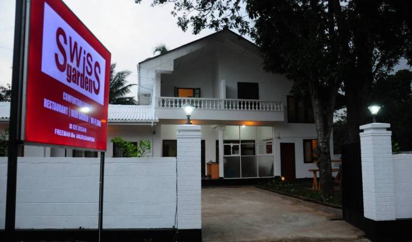 Swiss Garden - Get cheap hostel rates and check availability in Anuradhapura 42 photos