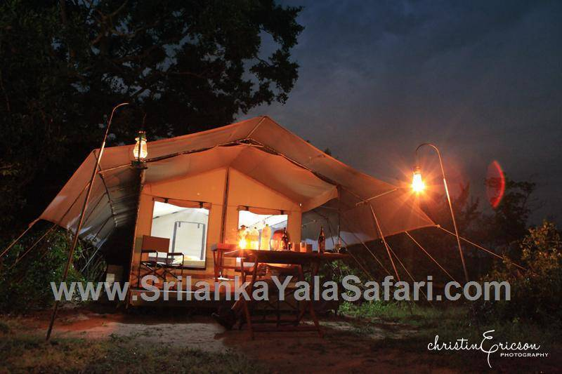 Yala Safari Camping, Tissamaharama, Sri Lanka, Sri Lanka hostels and hotels