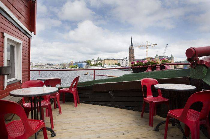 The Red Boat, Stockholm, Sweden, rural bed & breakfasts and hotels in Stockholm