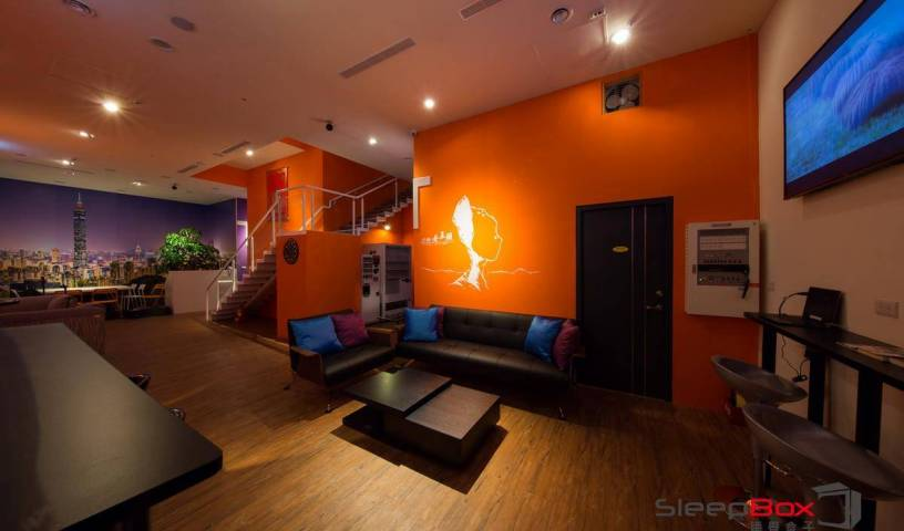 SleepBox Hostel - Search for free rooms and guaranteed low rates in Taipei 16 photos
