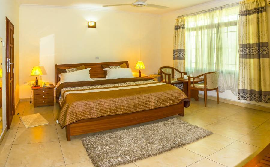ABC Travellers Hotel, Dar es Salaam, Tanzania, coolest bed & breakfasts in the world in Dar es Salaam