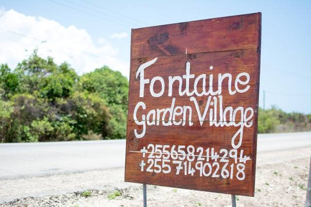 Fontaine Garden Village, Bweju, Tanzania, Tanzania hostels and hotels