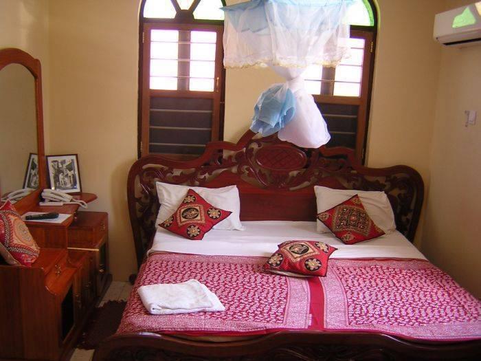 Funguni Palace Hotel Zanzibar, Stone Town, Tanzania, Tanzania giường ngủ và bữa ăn sáng và khách sạn