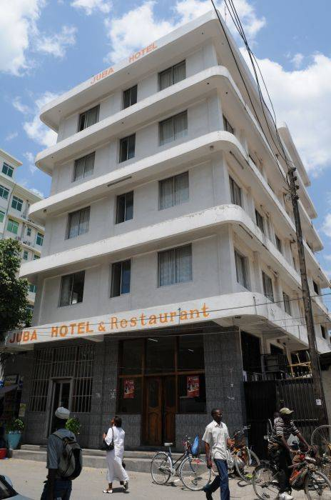 Juba Hotel, Dar es Salaam, Tanzania, Tanzania bed and breakfasts and hotels