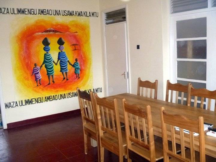 Karibu Hostel, Moshi, Tanzania, more bed & breakfast choices for great vacations in Moshi