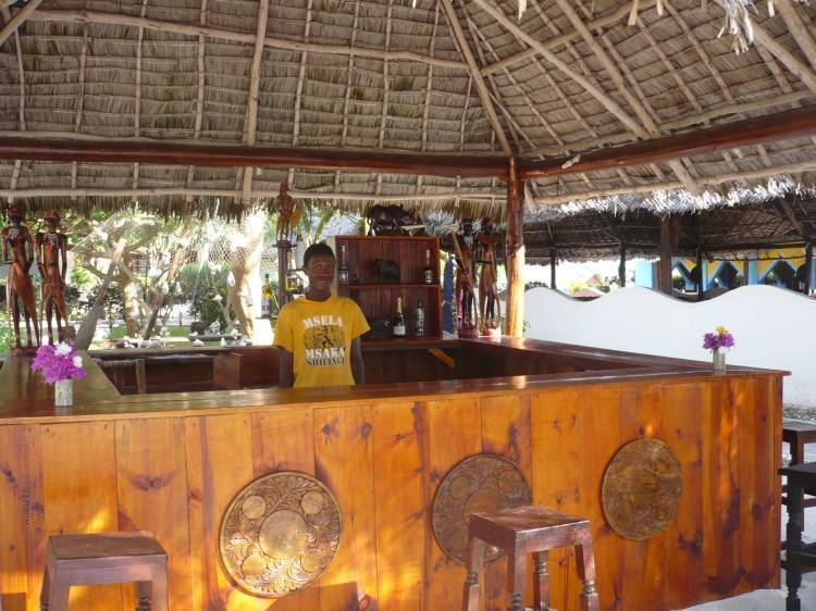 La Madrugada Beach Hotel and Resort, Makunduchi, Tanzania, 强烈推荐旅游床早餐 在 Makunduchi