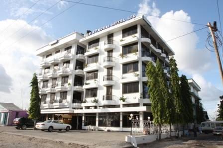 New Bondeni Hotel, Dar es Salaam, Tanzania, Tanzania chambres d'hôtes et hôtels
