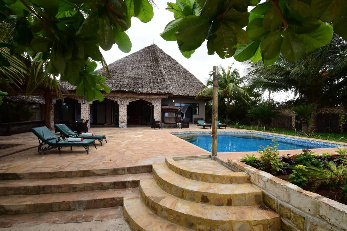 Tamani Villas, Matemwe, Tanzania, Tanzania bed and breakfasts and hotels