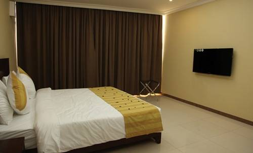 Tanzanite Executive Suites, Dar es Salaam, Tanzania, Tanzania bed and breakfast e alberghi