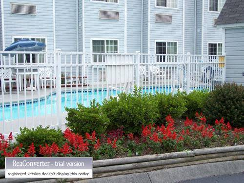 Guesthouse International Inn, Pigeon Forge, Tennessee, popular vacation spots in Pigeon Forge