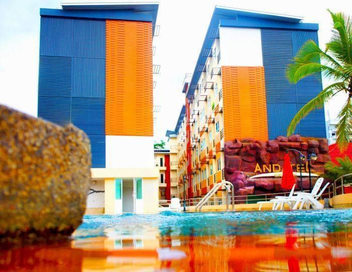 Andatel Grande Patong Phuket, Patong Beach, Thailand, Thailand hostels and hotels