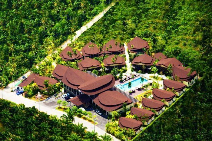 Aonang Phu Petra Resort, Ao Nang, Thailand, Thailand hostels and hotels