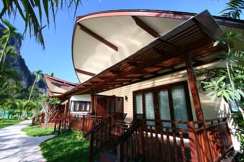 Aonang Phu Petra Resort, Ao Nang, Thailand, youth hostels with air conditioning in Ao Nang