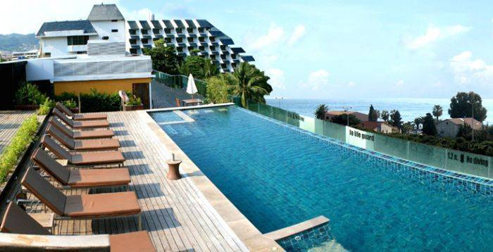 Aspery Hotel, Patong Beach, Thailand, Thailand hostels and hotels