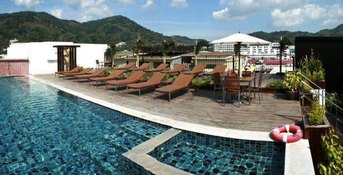 Aspery Hotel, Patong Beach, Thailand, popular destinations for travel and hostels in Patong Beach