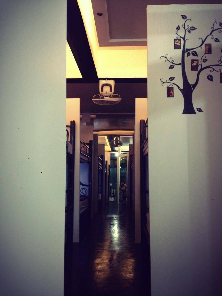 At Phangan Hostel, Ko Phangan, Thailand, late hostel check in available in Ko Phangan