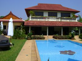 Baan Chang Bed and Breakfast, Ban Choeng Thale, Thailand, Thailand hostels en hotels
