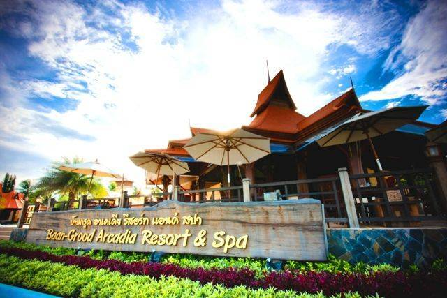 Baan Grood Arcadia Resort and Spa, Bangsaphan Prachuap Khiri Khan, Thailand, Thailand hostela i hotela