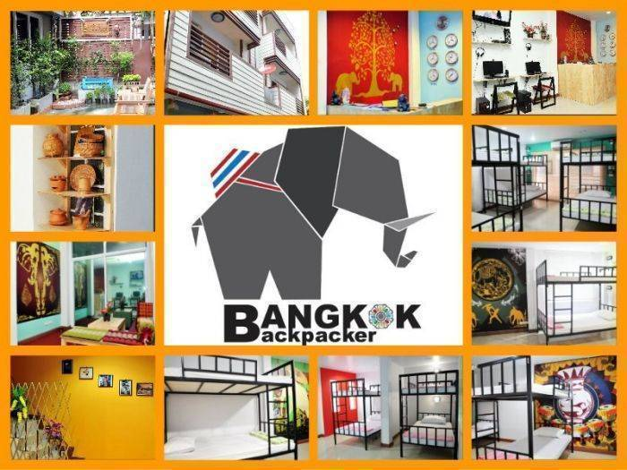 Bangkok Backpacker Guesthouse, Bangkok, Thailand, Thailand hostels and hotels