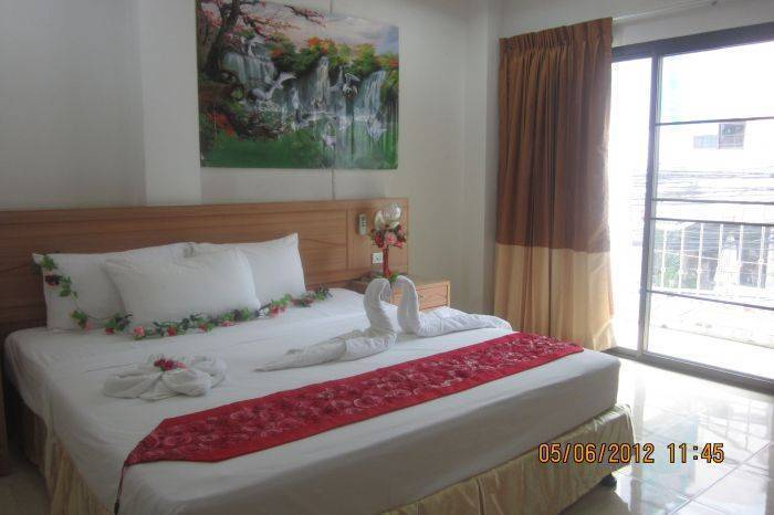Bella Tropicana Hotel and Guesthouse, Patong Beach, Thailand, excellent holidays in Patong Beach