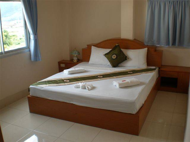 Belvedere Guesthouse, Patong Beach, Thailand, hostels with non-smoking rooms in Patong Beach