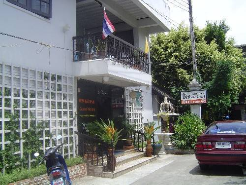Ben Guesthouse and Restaurant, Amphoe Muang, Thailand, best deals for hostels and backpackers in Amphoe Muang