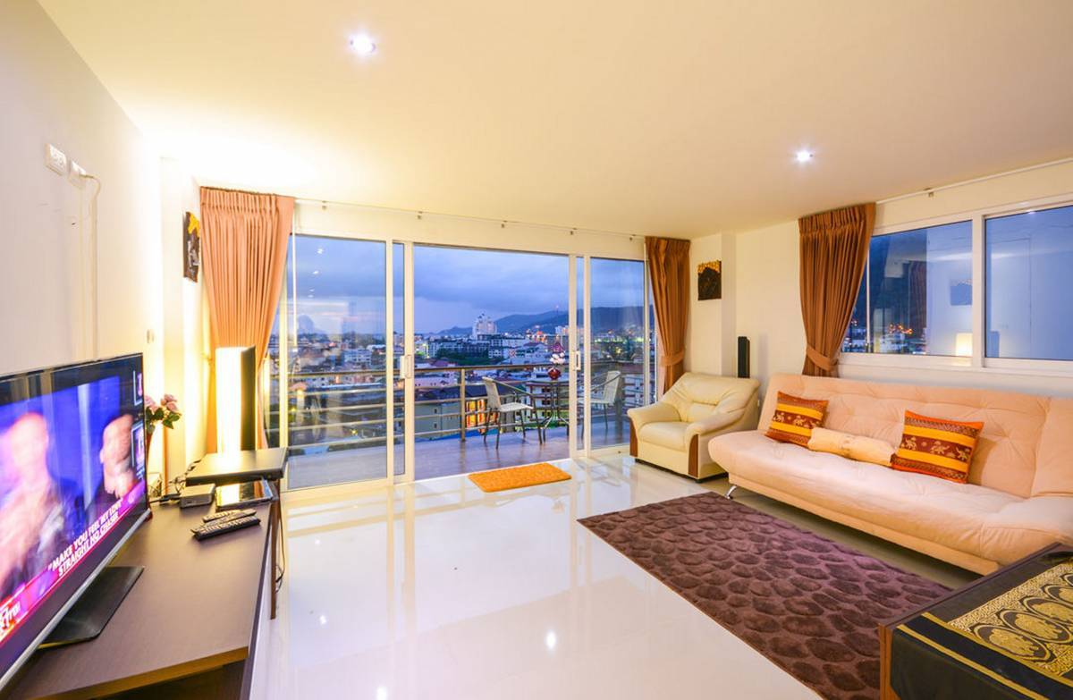Best Stay Phuket D26 2 Bedroom Balcony, Patong Beach, Thailand, Thailand hostels and hotels