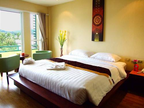 Bhukitta Hotel and Spa, Karon Beach, Thailand, unforgettable trips start with HostelTraveler.com in Karon Beach
