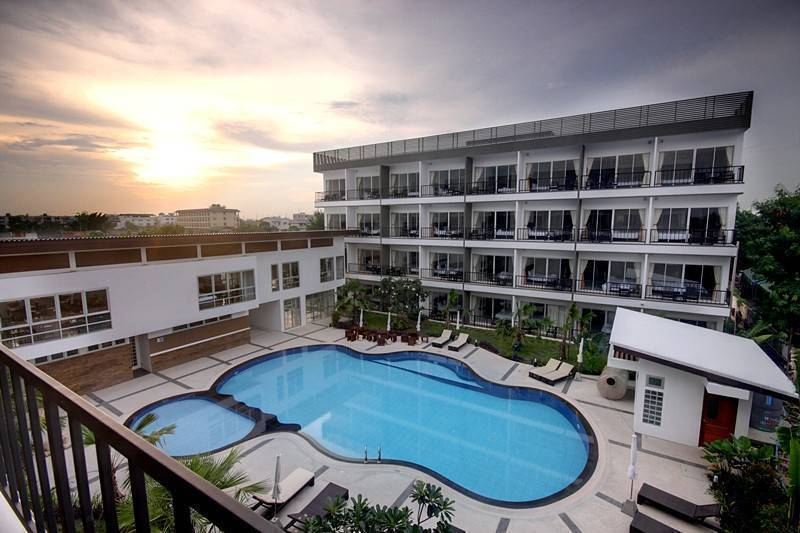 BS Premier Airport Hotel, Amphoe Khlong Yai, Thailand, Thailand bed and breakfasts and hotels