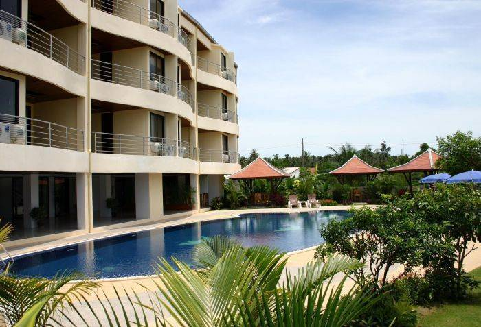 Chaweng Lakeview Condotel, Chaweng Beach, Thailand, Thailand hostels and hotels