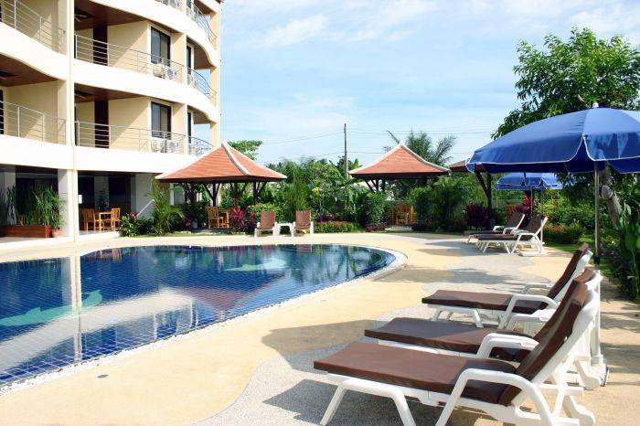 Chaweng Lakeview Condotel, Chaweng Beach, Thailand, hostels with hot tubs in Chaweng Beach