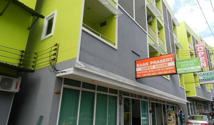 Baan Prasert Guesthouse - Search available rooms and beds for hostel and hotel reservations in Patong Beach 8 photos