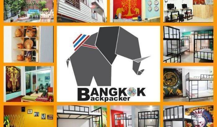 Bangkok Backpacker Guesthouse 5 photos