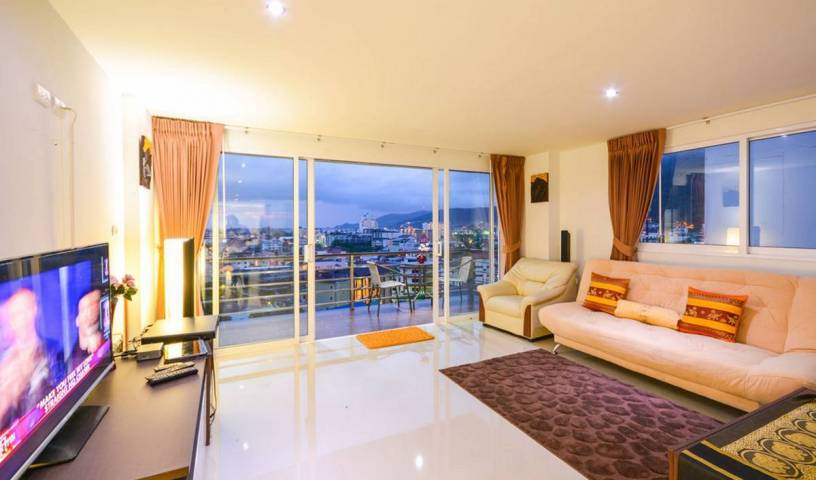 Best Stay Phuket D26 2 Bedroom Balcony 1 photo