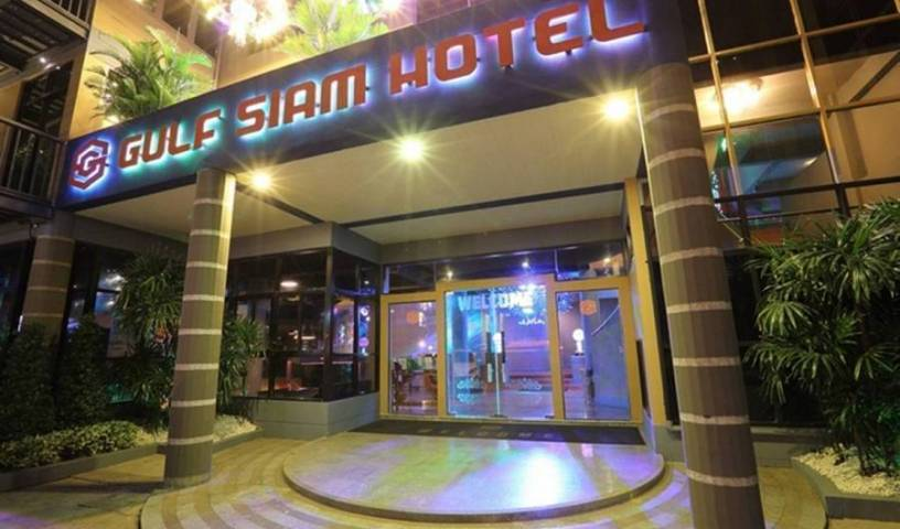 Gulf Siam Hotel and Resort Pattaya -  Pattaya, popular vacation spots in Bang Lamung, Thailand 105 photos