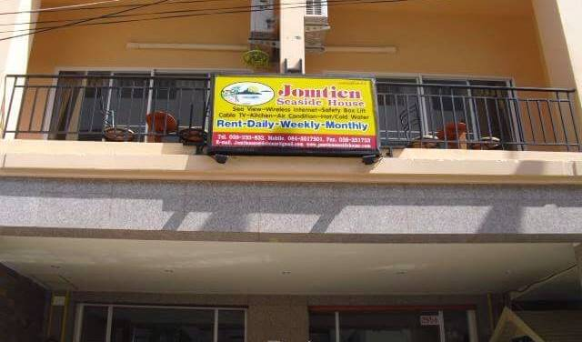 Jomtien Seaside House - Get cheap hostel rates and check availability in Pattaya 13 photos