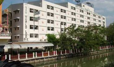 New World City Hotel - Search available rooms and beds for hostel and hotel reservations in Bang Kho Laem 7 photos