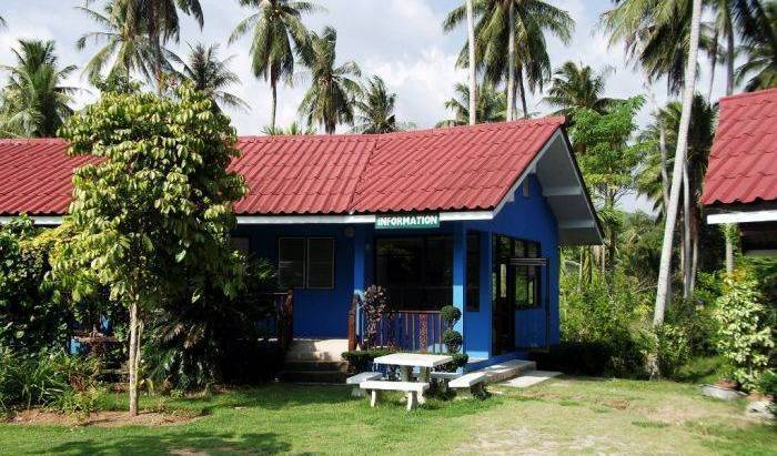 Orchard House, Haad Rin, Thailand hostels and hotels 17 photos