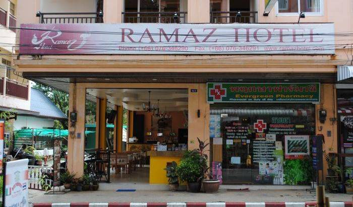 Ramaz Hotel - Get cheap hostel rates and check availability in Patong Beach 6 photos