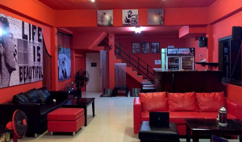 Red Boutique Hostel - Search for free rooms and guaranteed low rates in Ko Phangan 23 photos